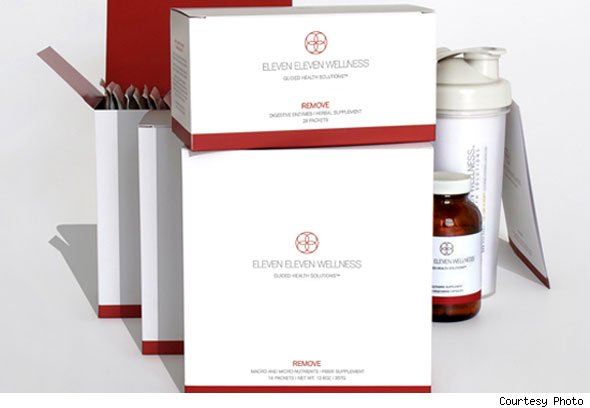 Dr. Lipman Eleven Eleven Wellness Remove Kit