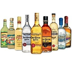 Jose Cuervo Tequila
