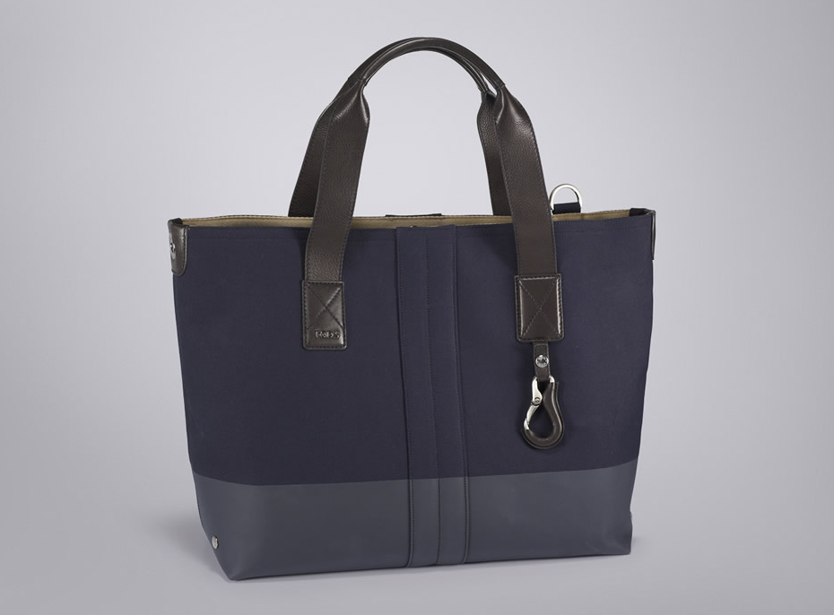 Tod's nautical tote bag