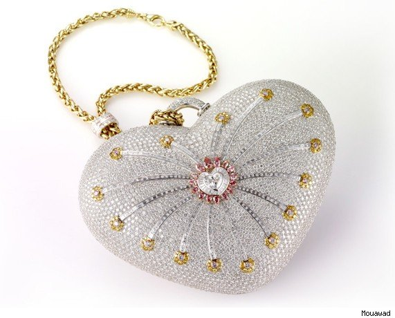 Mouawad 1001 Nights Diamond Purse, $3.8 million