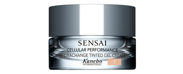 SENSAI Cellular Performance Hydrachange Tinted Gel Cream