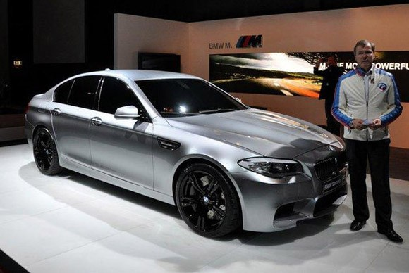 BMW M5 Concept