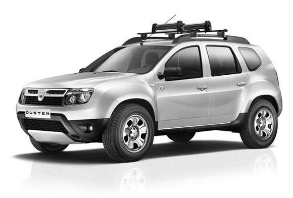 Dacia Duster ESF