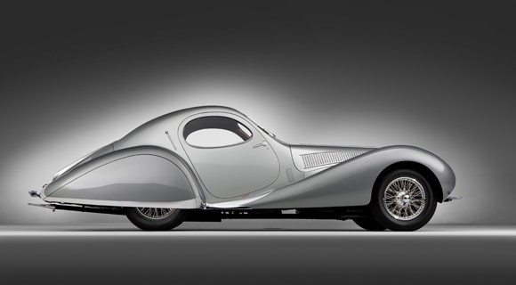 1938 Talbot-Lago T150C-SS Teardrop Coupe
