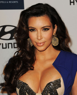 Kim  Kardashian photo