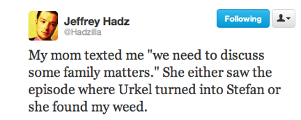 funny tweets, funniest tweets, mom discuss family matter urkel turned into Stefan found my weed