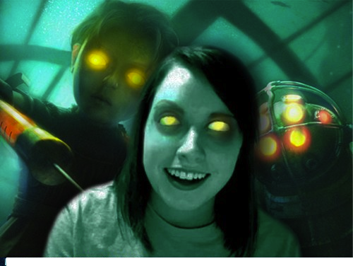 Hilarious Meme Gallery: Overly Attached Girlfriend