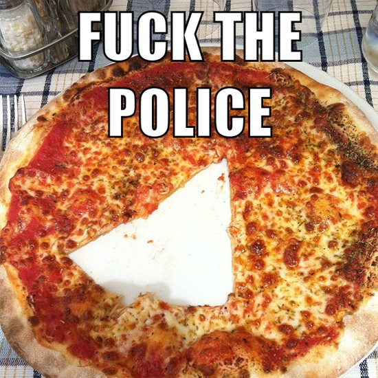 Hilarious Meme Gallery: Fuck the Police