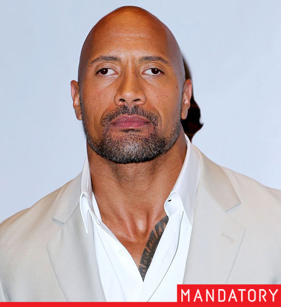 cross eyed celebrities the rock dwayne johnson