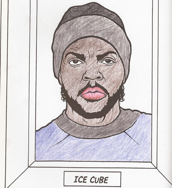 Images of Gangsta Rap Coloring Book Pdf - #SpaceHero