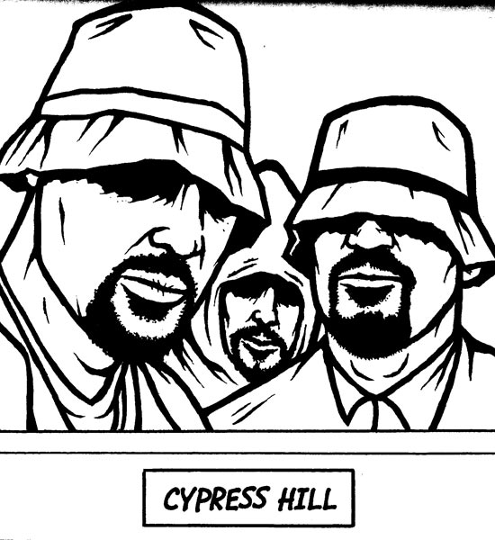 Free Coloring Pages Of Gangsta