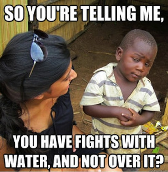 Skeptical Third World Kid: Hilarious Meme Gallery
