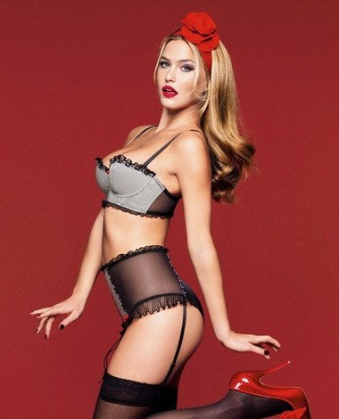 Bar Refaeli, Bar refeali, sexy celebrity photos, Bar refaeli in lingerie