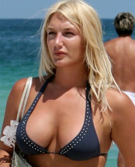 Brooke hogan virginity