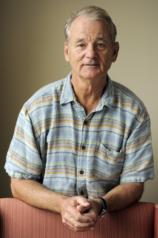 bill murray, bill murray profile, bill murray role model