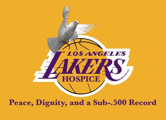 los angeles lakers hospice