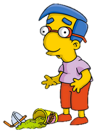 Milhouse, The Simpsons