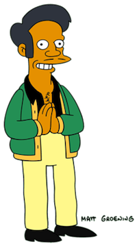 Apu, The Simpsons