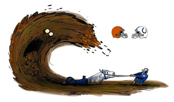 Cleveland Browns, Indianapolis Colts