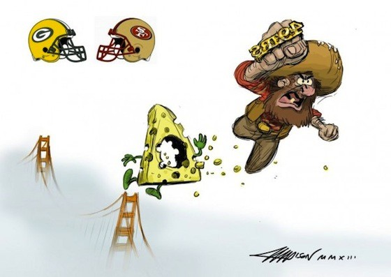 Green Bay Packers, San Francisco 49ers