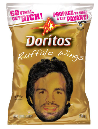 doritos ruffalo wings mark ruffalo