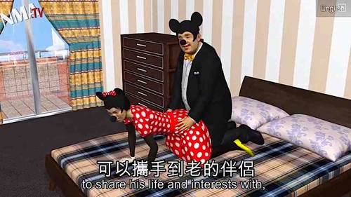 Minnie mickey mouse sex and
