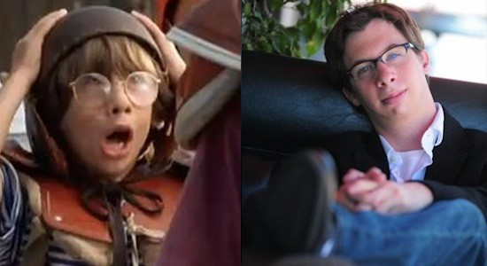 Movies, entertainment, where are they now, the cast of ... Jake Berman Little Giants