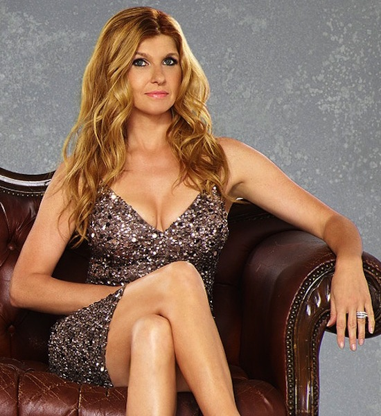 connie britton sitting
