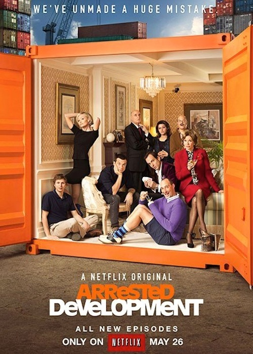 arrested development, new season, netflix, huge mistake