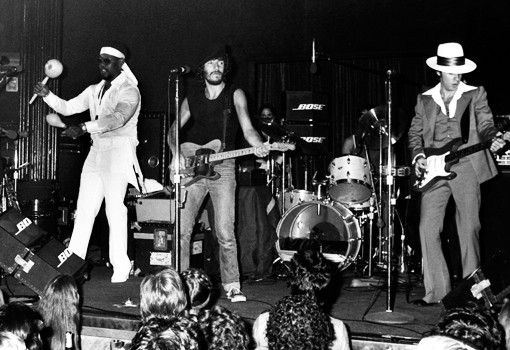 bruce springsteen, e street band, clarence clemons