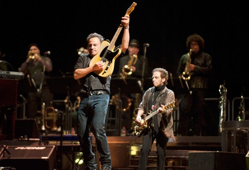 bruce springsteen, e street band