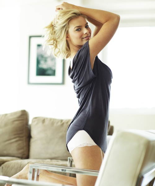 Margot Robbie, una diosa total