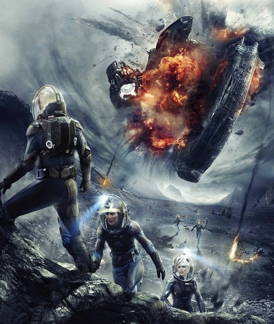 prometheus, movie plot holes