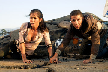 transformers, megan fox, shia labeouf
