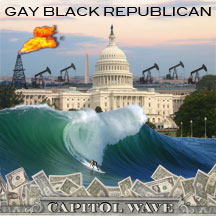 gay black republican, worst band names