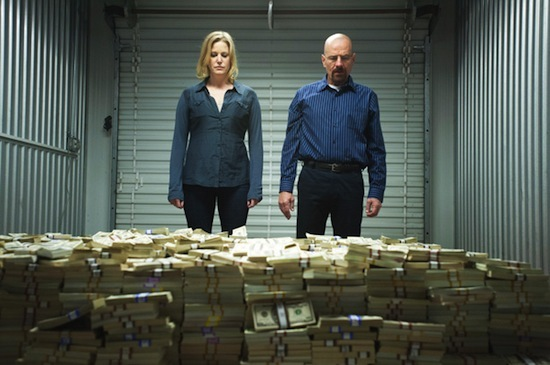 breaking bad walt and skyler, breaking bad money
