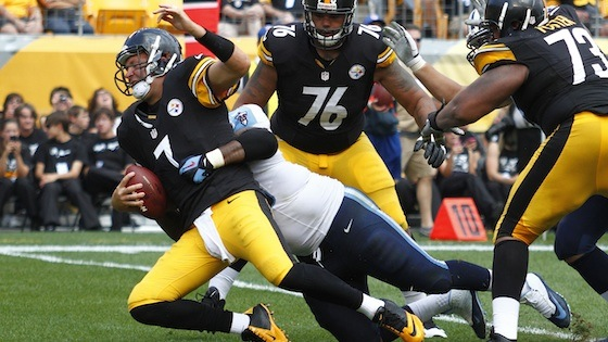 pittsburgh steelers, tennessee titans