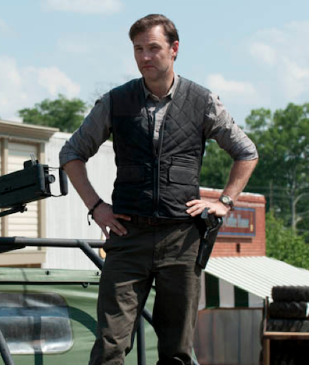 the governor, walking dead season 3