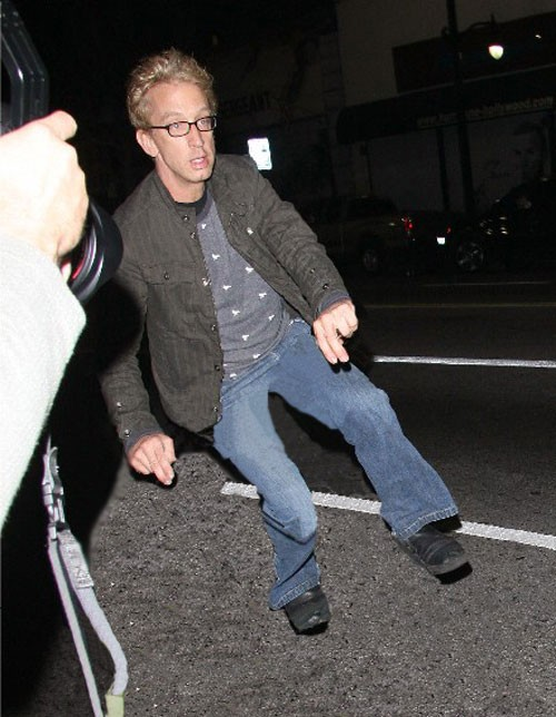 invisible bikes, andy dick
