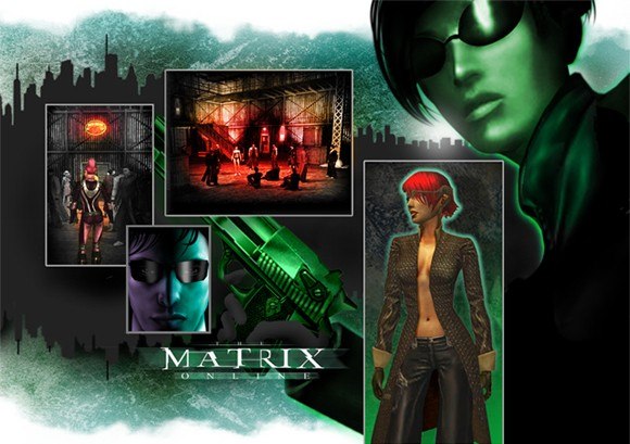 The Matrix Online PC