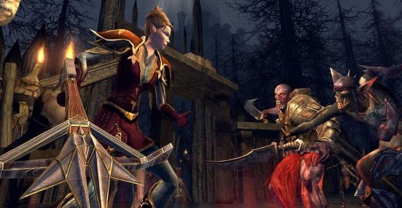 lord of the rings online download slow