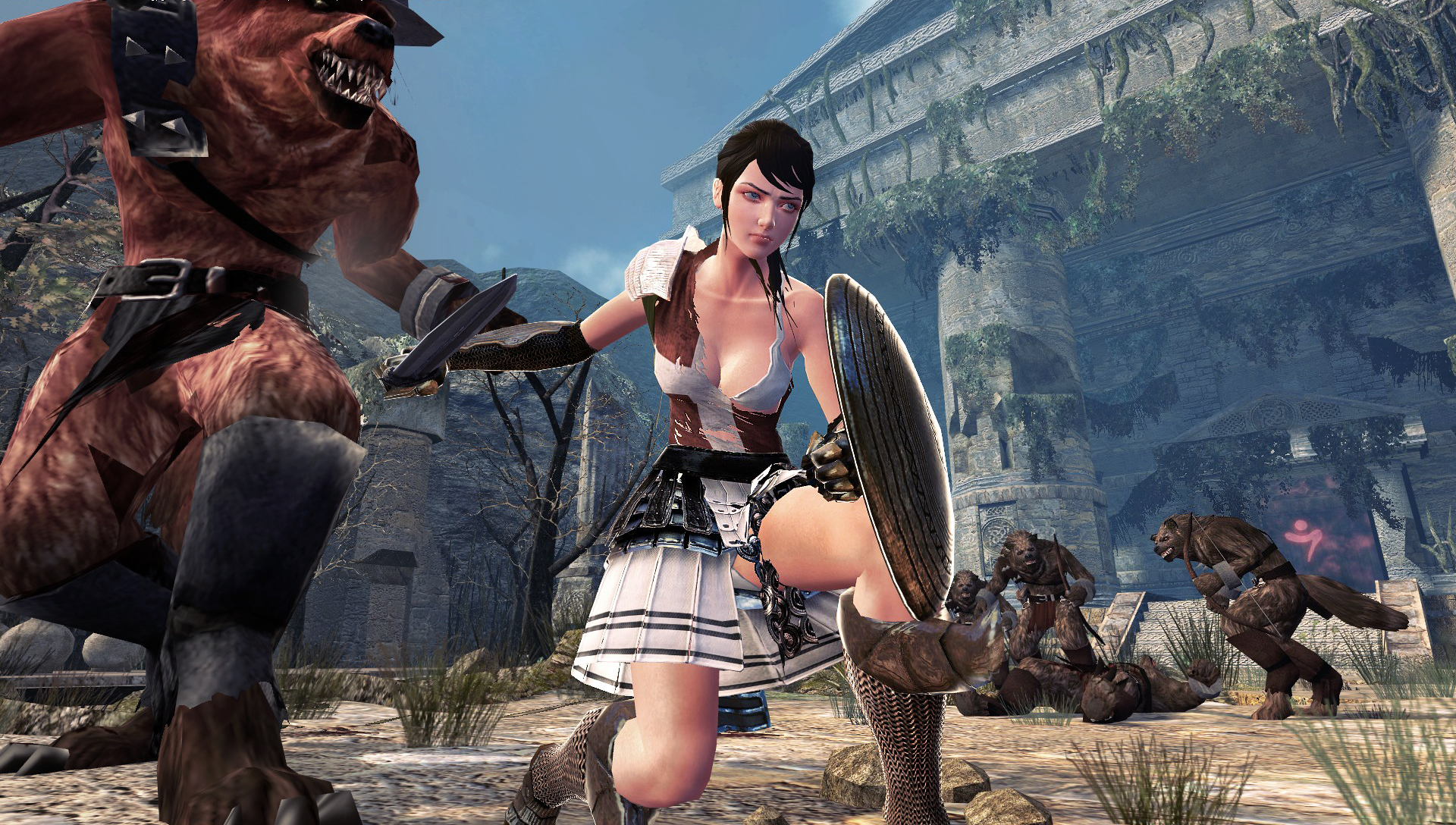 Vindictus skin mods nude pictures