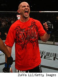 Chris Lytle wins his final UFC fight at UFC on Versus 5.
