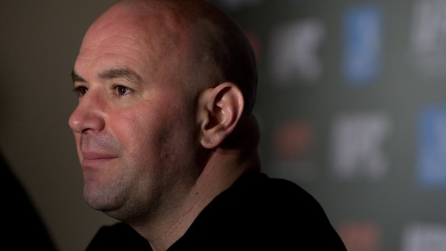 Dana White - Photo Credit: Esther Lin, MMA Fighting