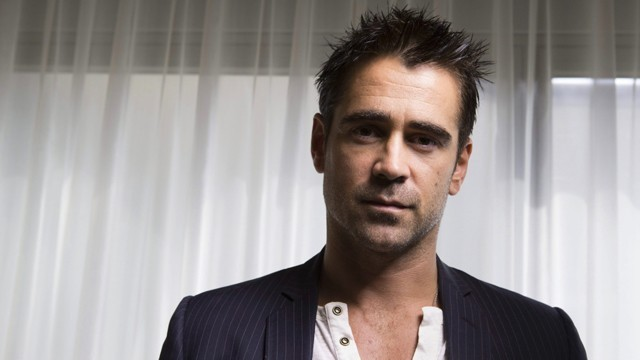 What Terrifies Colin Farrell?