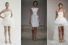 Here comes the bridal: Our top picks from the spring 2011 collections