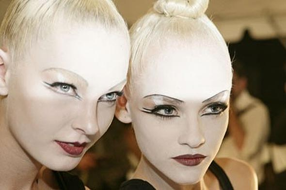 models at Marc Jacobs spring 2010