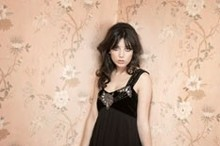Daisy Lowe is the face of Biba