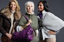 Debenhams campaign celebrates beauty of older women