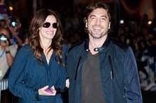 Julia Roberts and Javier Bardem sizzle in Spain